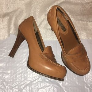Banana Republic Brown  Loafer Pumps size 8